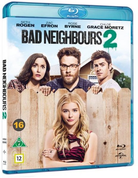 Sony Pictures Home Entertainment Bad Neighbours 2