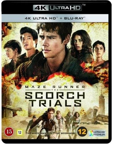 Paramount Home Entertainment Maze Runner: The Scorch Trials