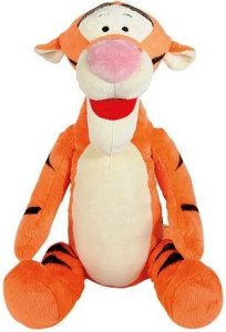 Disney Tigergutt plysj