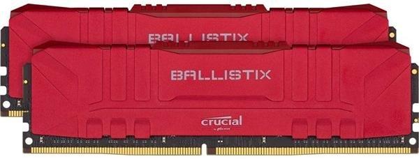 Crucial Ballistix DDR4-3600 C16 DC 16GB