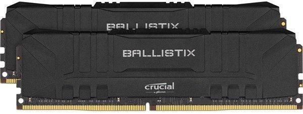 Crucial Ballistix DDR4-3600 C16 DC 32GB