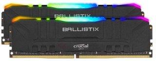 Ballistix DDR4-3600 C16 DC RGB 32GB