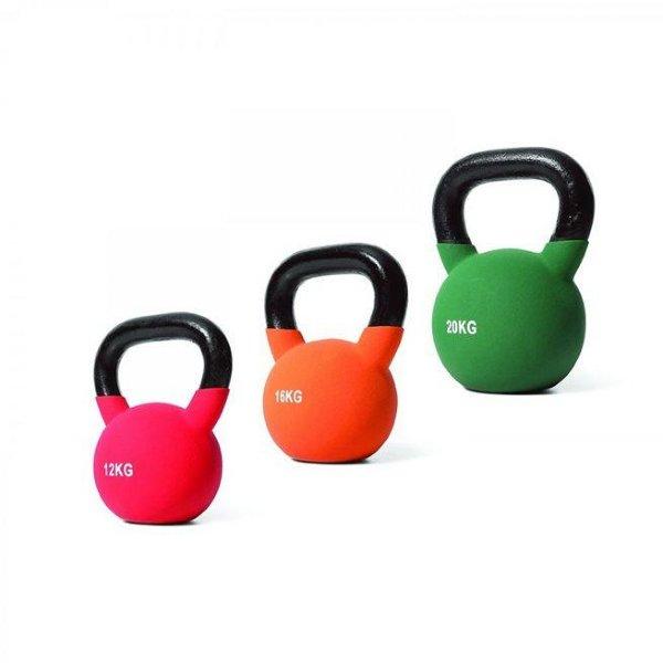 Apiro Sport Neoprene Kettlebell 16 kg