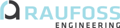 Raufoss Engineering logo