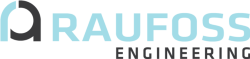 Raufoss Engineering logo