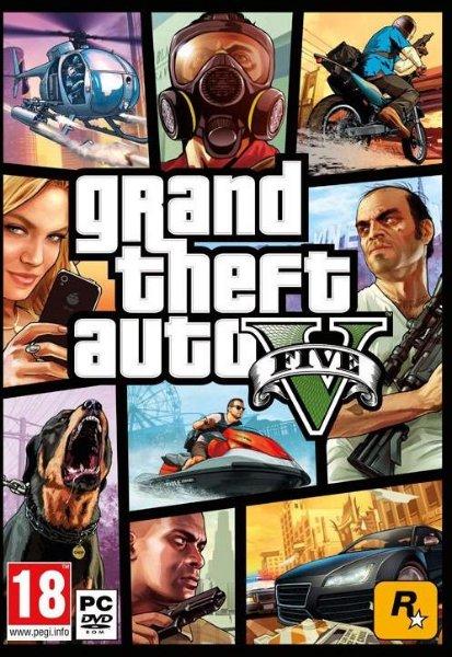 Rockstar North Grand Theft Auto V