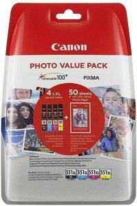 Canon CLI-551XL Multipack