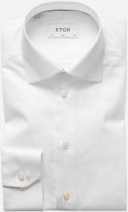 Slim Fit Shirt Cut-Away Collar