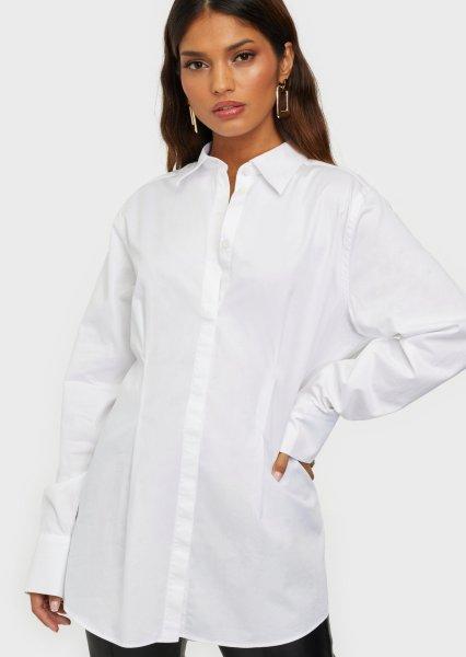 J.Lindeberg Shirt Kathleen Organic Satin