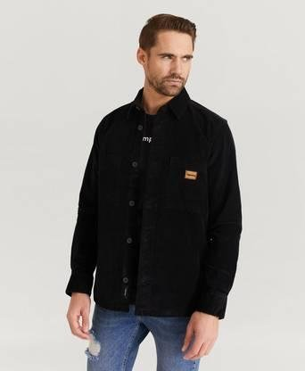 Calvin Klein Overshirt Corduroy Workwear Shirt