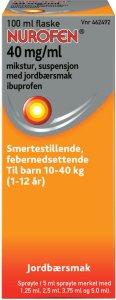 Nurofen 40mg/ml mikstur 100 ml