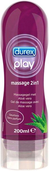 Durex Play Massage 2in1 Aloe Vera 200ml
