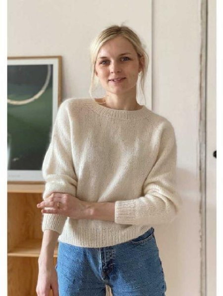 Sandnes Garn Ingen Dikkedarer Sweater