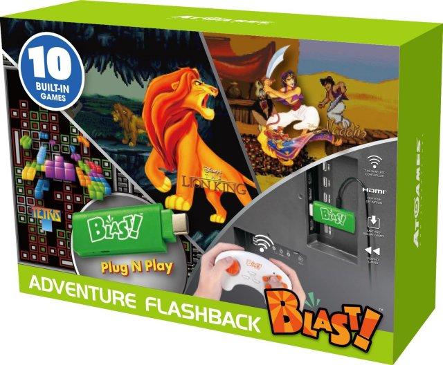 Blast! Adventure Flashback