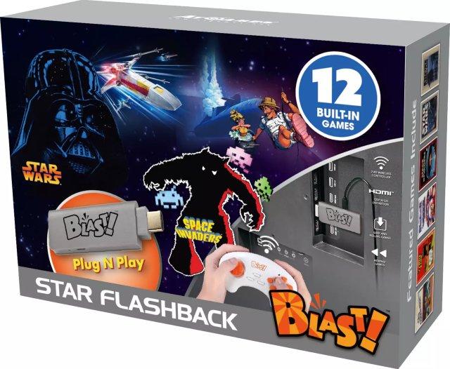 Blast! Star Flashback