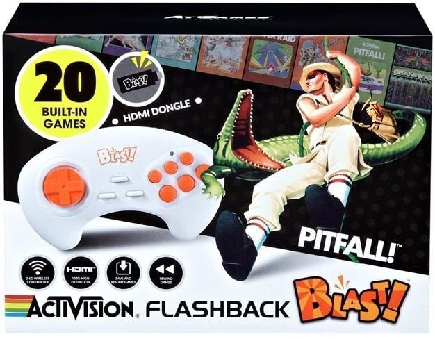 Blast! Activision Flashback