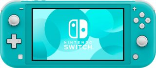 Nintendo Switch Lite - Animal Crossing: New Horizons Edition