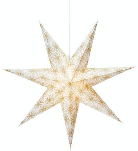 Markslöjd Carita stjerne 75cm