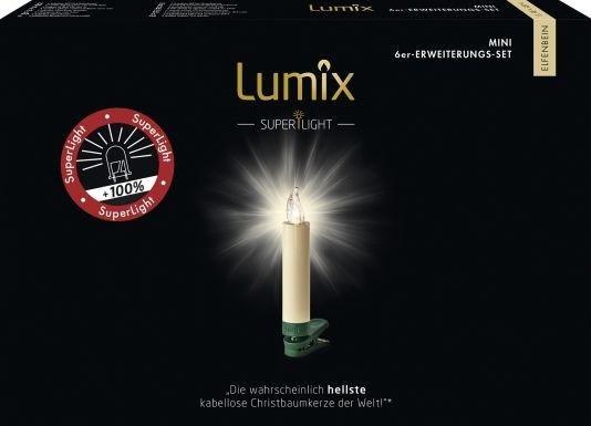Krinner Lumix Superlight Juletrelys 6 LED lys
