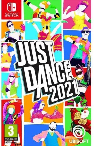 Just Dance 2021 til Switch