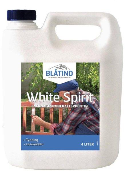 Blåtind White Spirit 4L