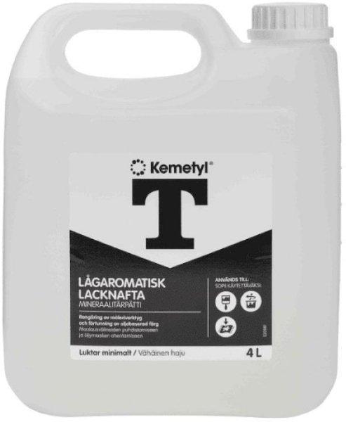 Kemetyl White Spirit Lavaromat 4L