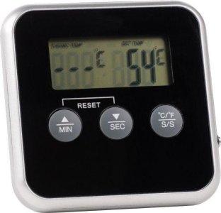 Steketermometer med timer