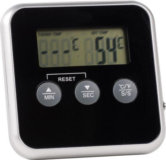 InVite Steketermometer med timer