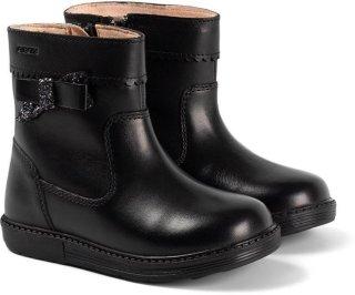 Hynde Leather Ankle Støvler