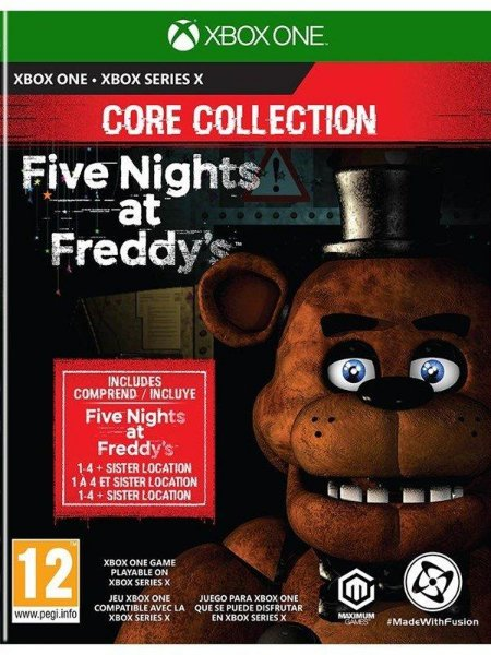 Five Nights at Freddy's: Core Collection til Xbox One