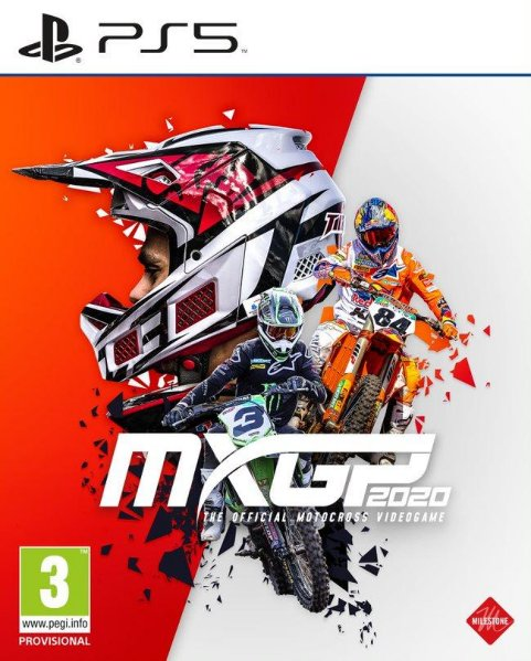 MXGP 2020 til PlayStation 5