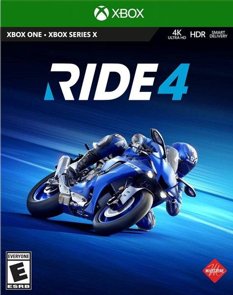 RIDE 4 til Xbox Series X