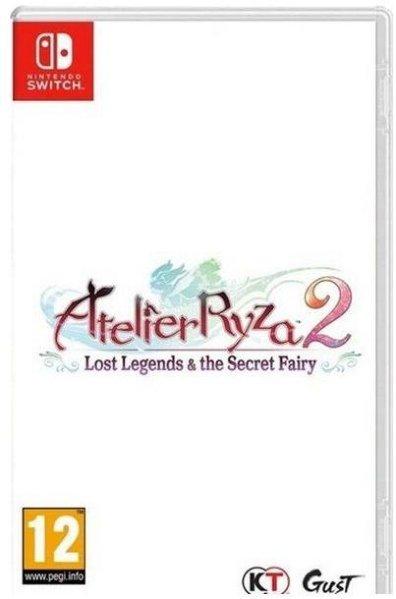 Atelier Ryza 2: Lost Legends & the Secret Fairy til Switch