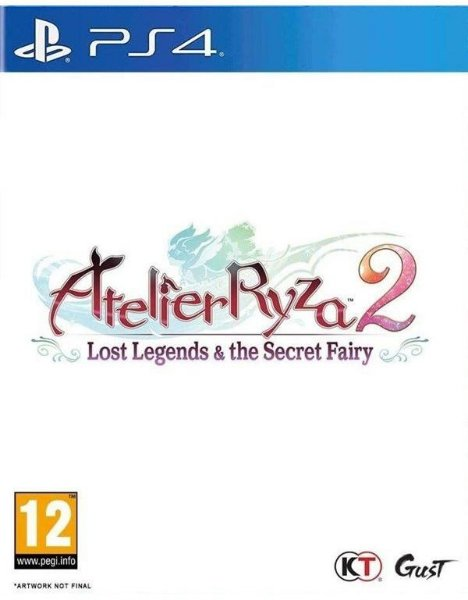 Atelier Ryza 2: Lost Legends & the Secret Fairy til Playstation 4