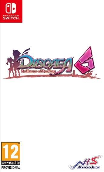Nippon Ichi Software Disgaea 6: Defiance of Destiny