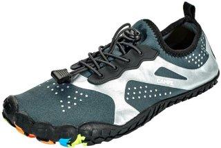 Aqua Shoes with Laces