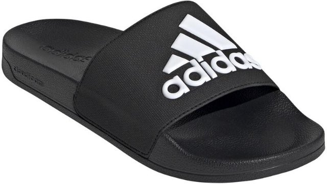 Adidas Adilette Shower Slides Logo