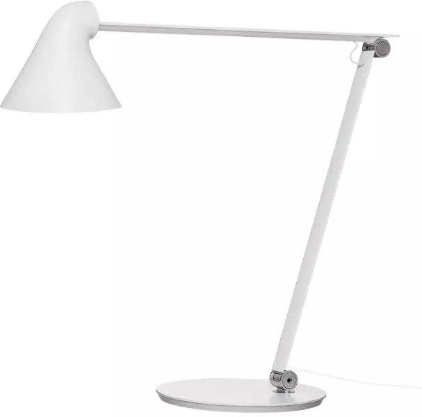 Louis Poulsen NJP bordlampe på fot