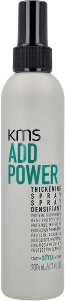 KMS Add Power Thickening Spray 200ml