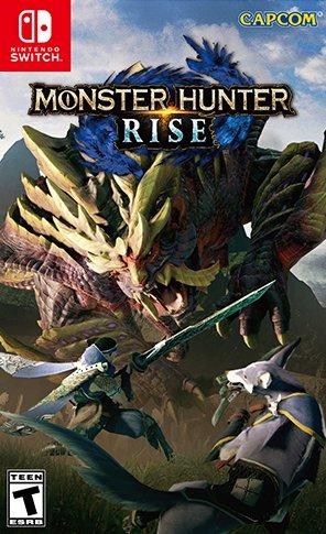Capcom Monster Hunter Rise