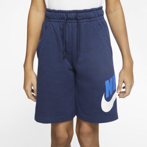 Nike Swoosh Club Fleece Shorts til store barn