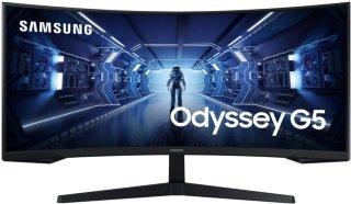 """Samsung Odyssey G5 34"""" (FreeSync)"""