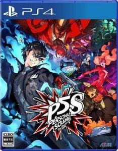 Persona 5 Strikers til Playstation 4