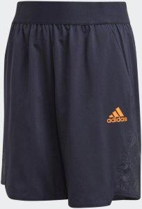 Football-Inspired Predator Shorts (Barn)