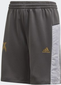Football-Inspired X AEROREADY Shorts (Barn)