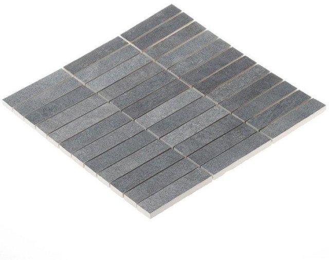 Elios Ceramica 0275 Earth Mosaic Grigio 2,5x10