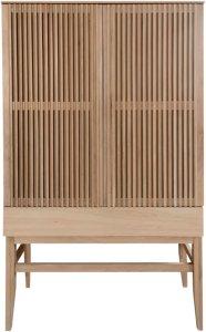 Grandino vitrineskap 170x95cm