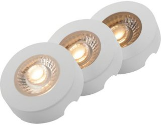 Namron Skapbelysning LED 3x4W Matt Hvit (3222206)