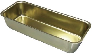 Gulleloksert brødform 27cm, 1,5L