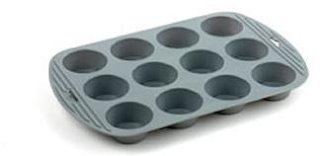 Muffinsform 12 hull